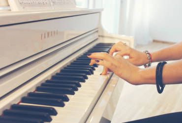 Piano<br/> – pianoundervisning –