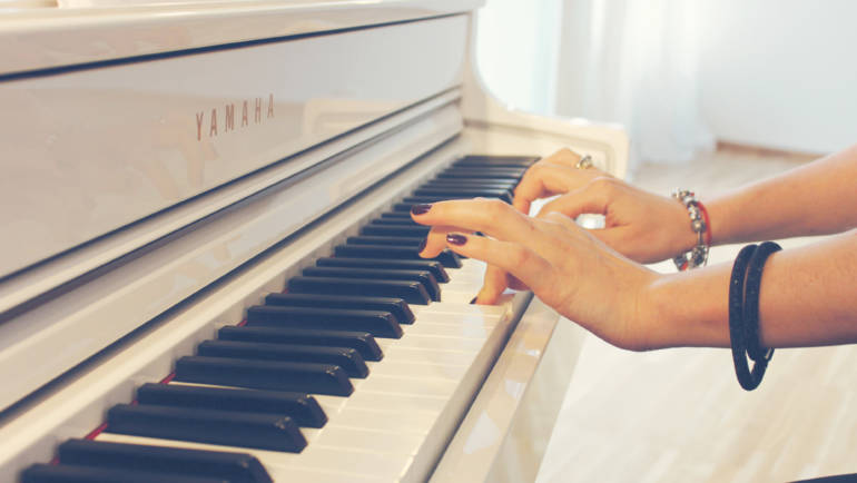 Piano<br/> – pianoundervisning -